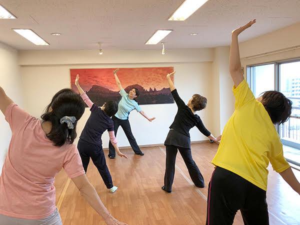 イルチブレインヨガ吉祥寺スタジオのブレイン体操
